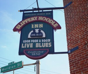 Slippery Noodle Inn - Indiana's Oldest Bar