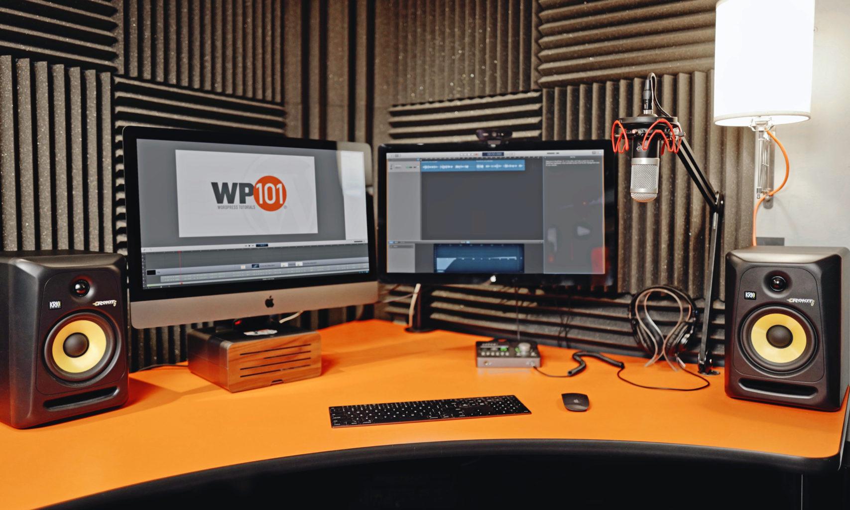 WP101 Studio 2018