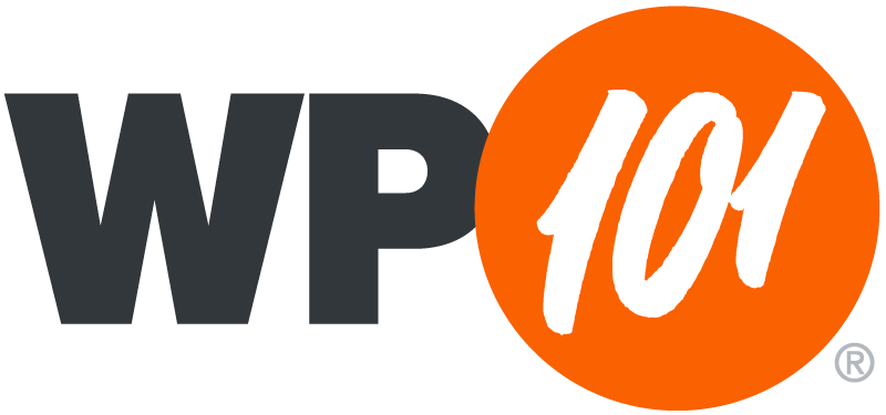 WP101® Logo - WordPress Tutorials for Beginners